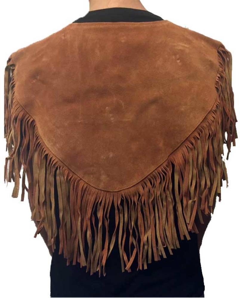 Indianer Poncho