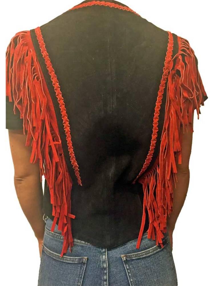 Indianer Vest, Dame