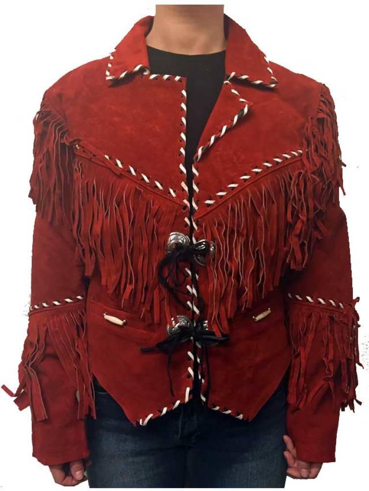 Indianer Jakke, Cowgirl