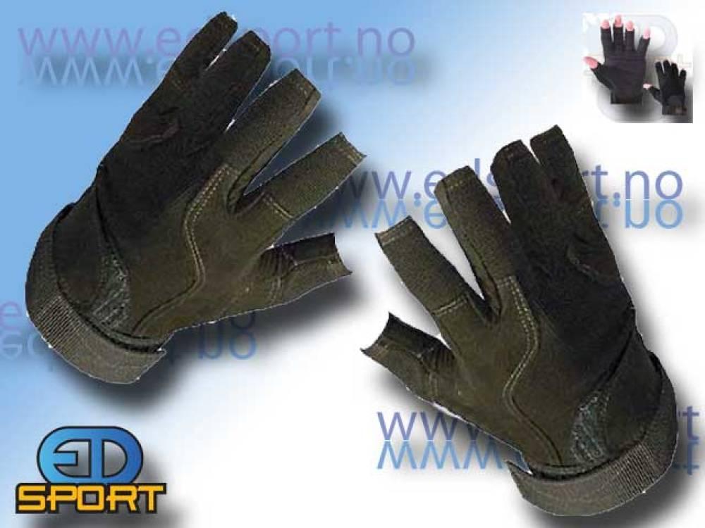 Hansker SOF Tactical  halvfinger