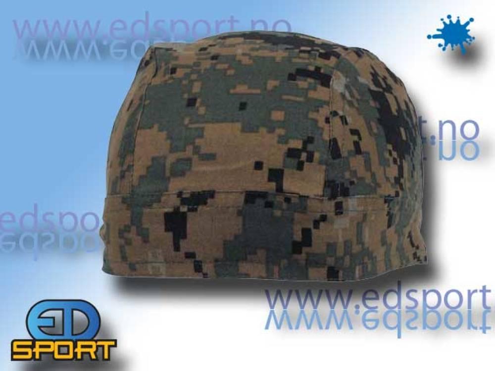 Headwrap, Woodland, digital