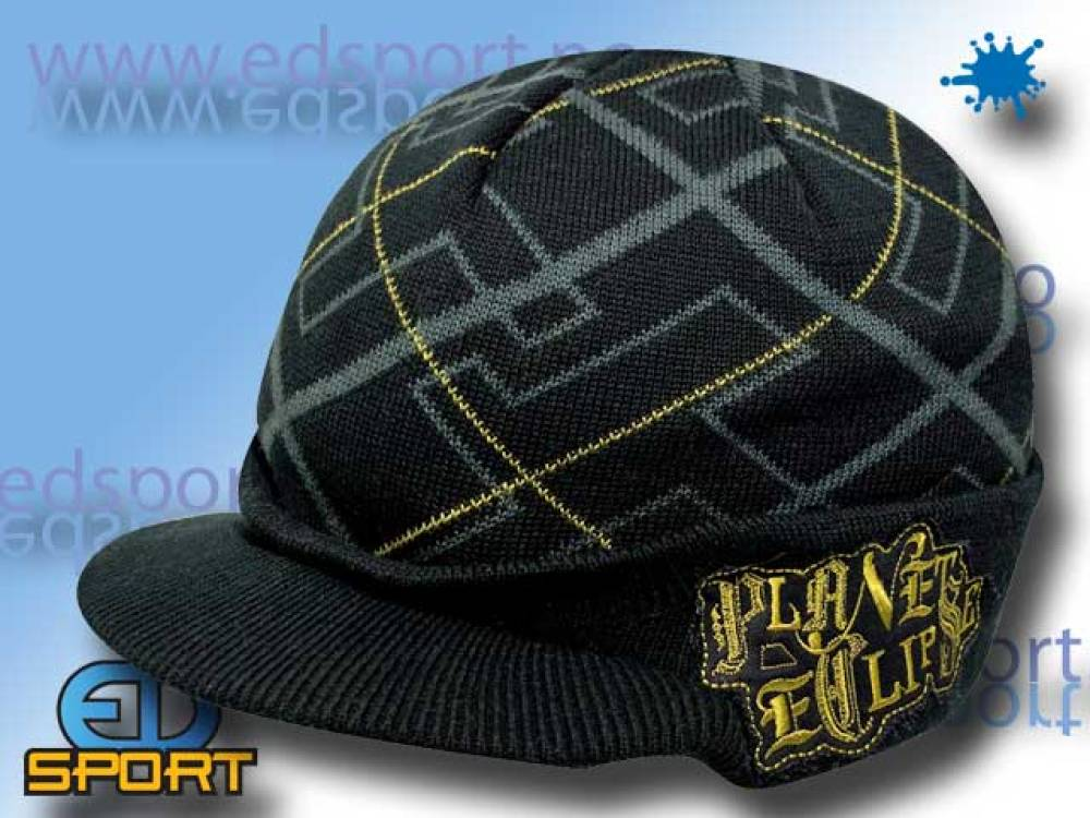 Planet Eclipse Chase Visor Beanie