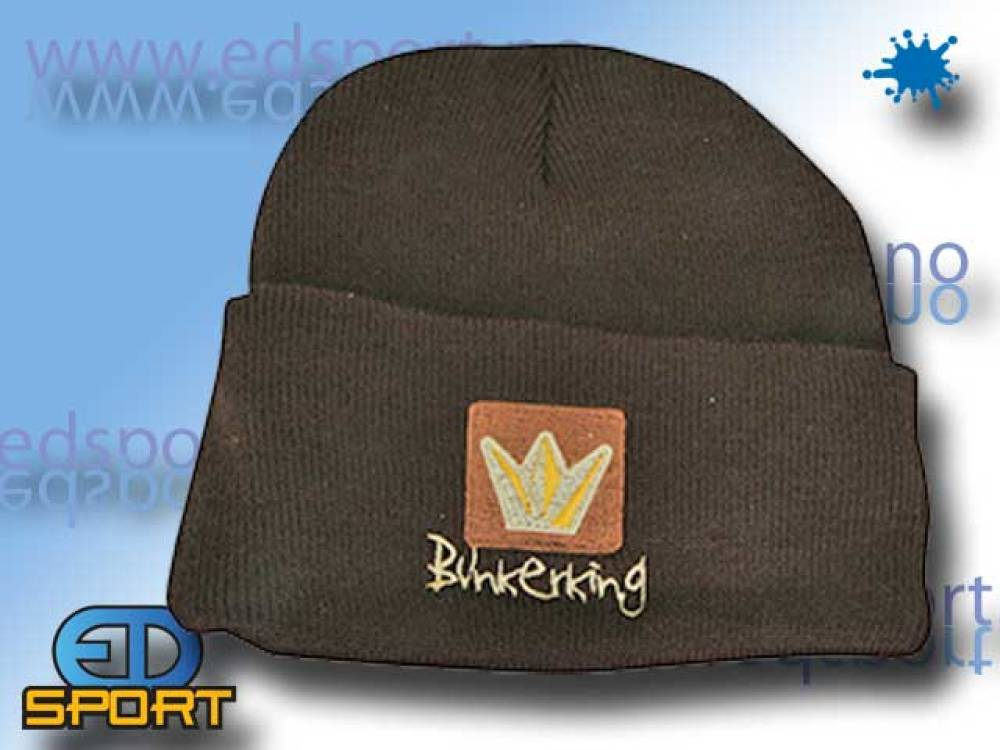 BunkerKings Vizor Beanie Brown