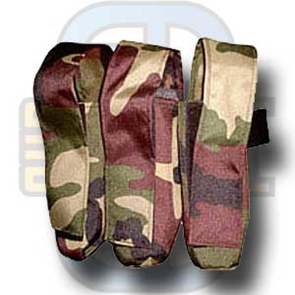 Back Pack, 3-pod m/belte