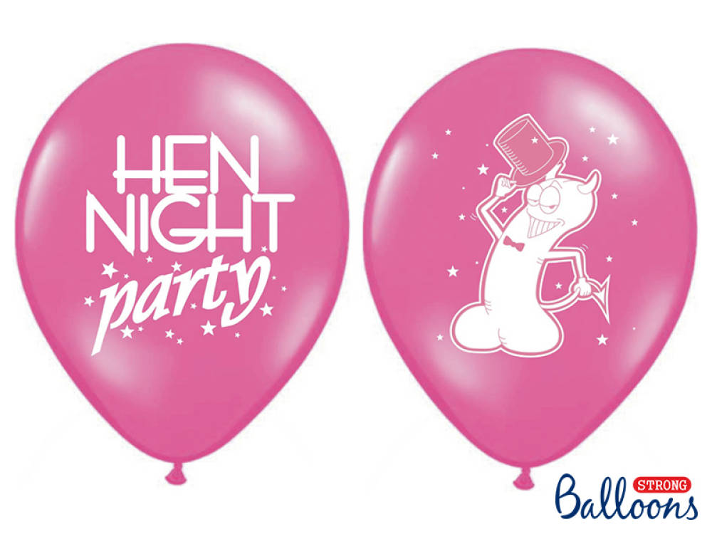 Ballong - Hen Night