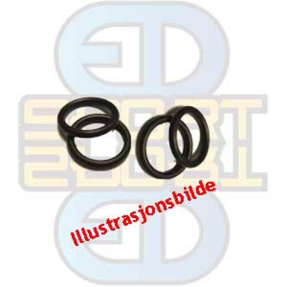 O-ring for fyllenippel (3-pakk) (Zen)