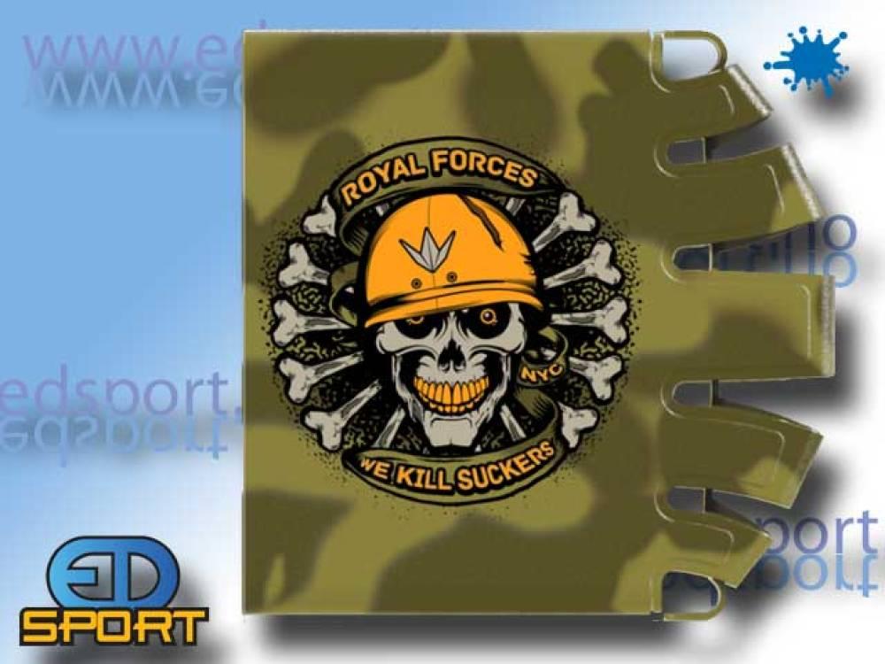 BunkerKings Knucklebutt Royalforce