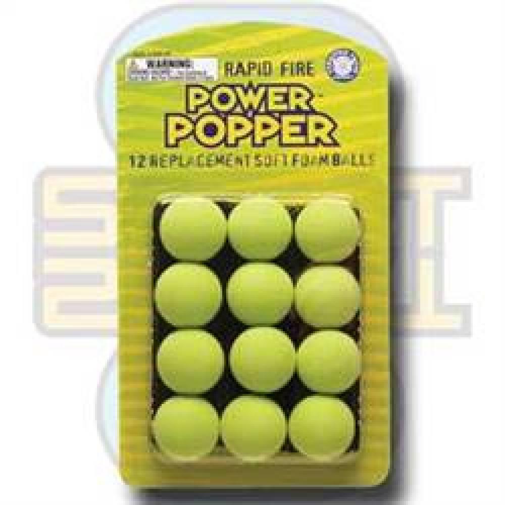 Power Popper, ekstra baller