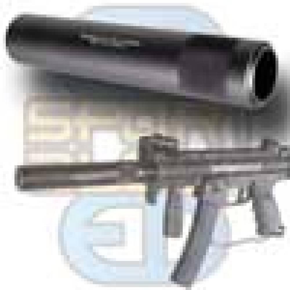 Paintball Barrel MP Fake Suppressor Kit
