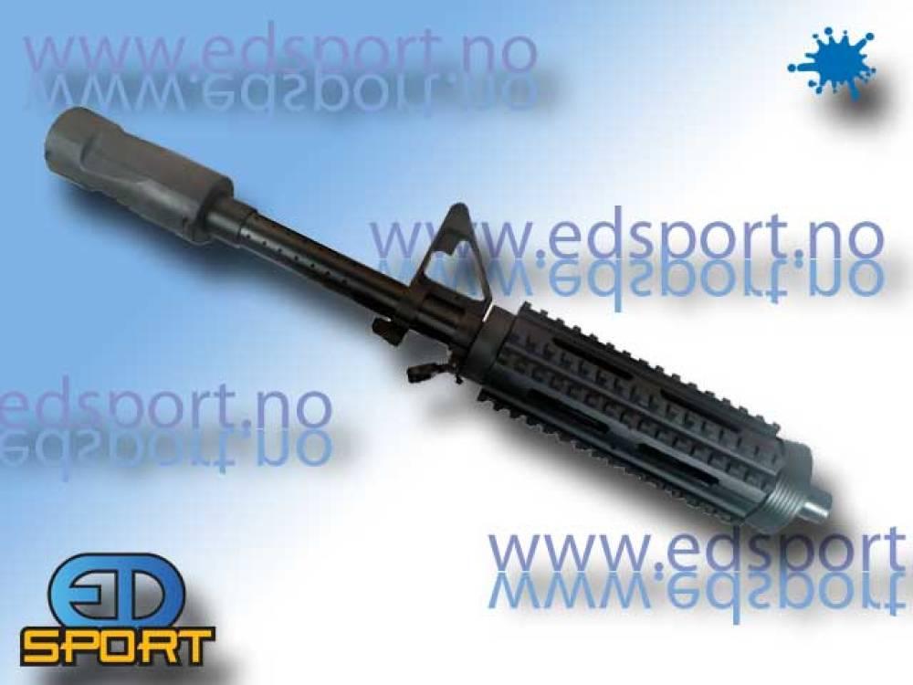 Tactical M16 løp med Apex , for Tippmann 98