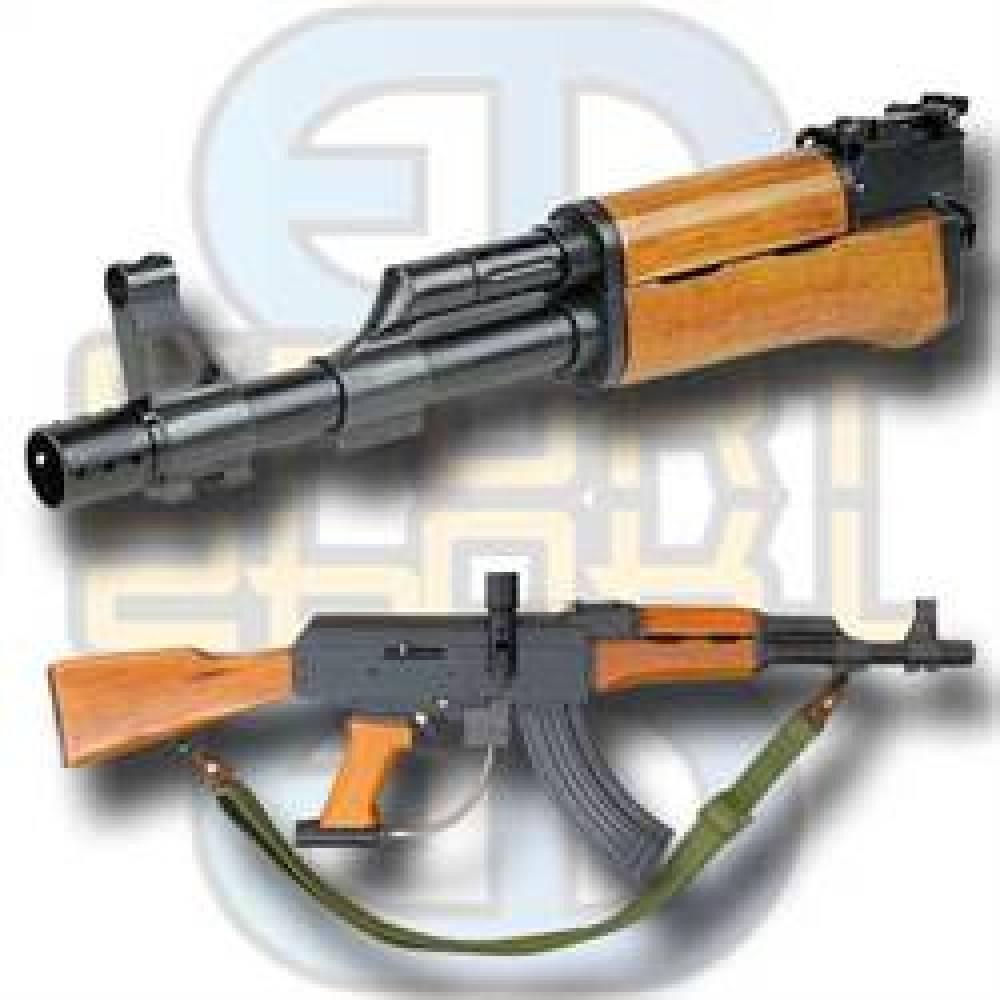 Bull Strike - AK47 Barrel Kit T98