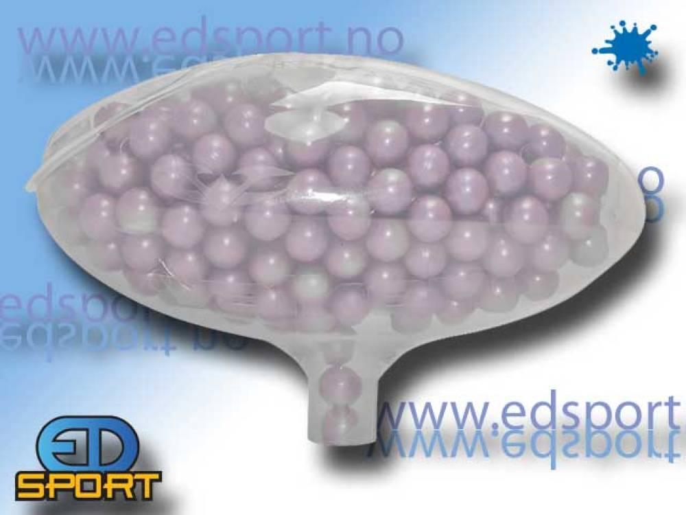 Magasin, standard 200 ball, gjennomsiktig