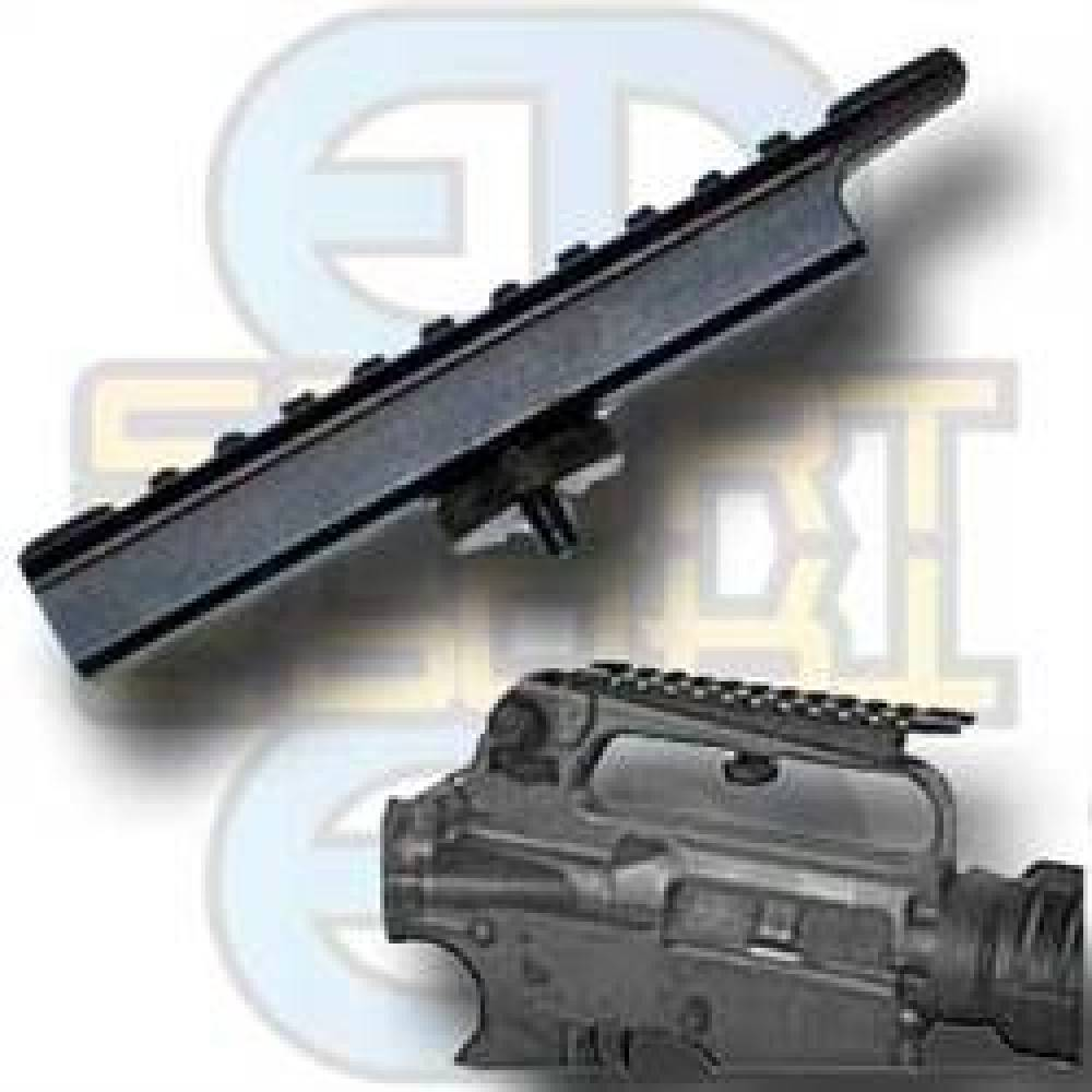 AR-15 Scope Mount Weaver Rail
