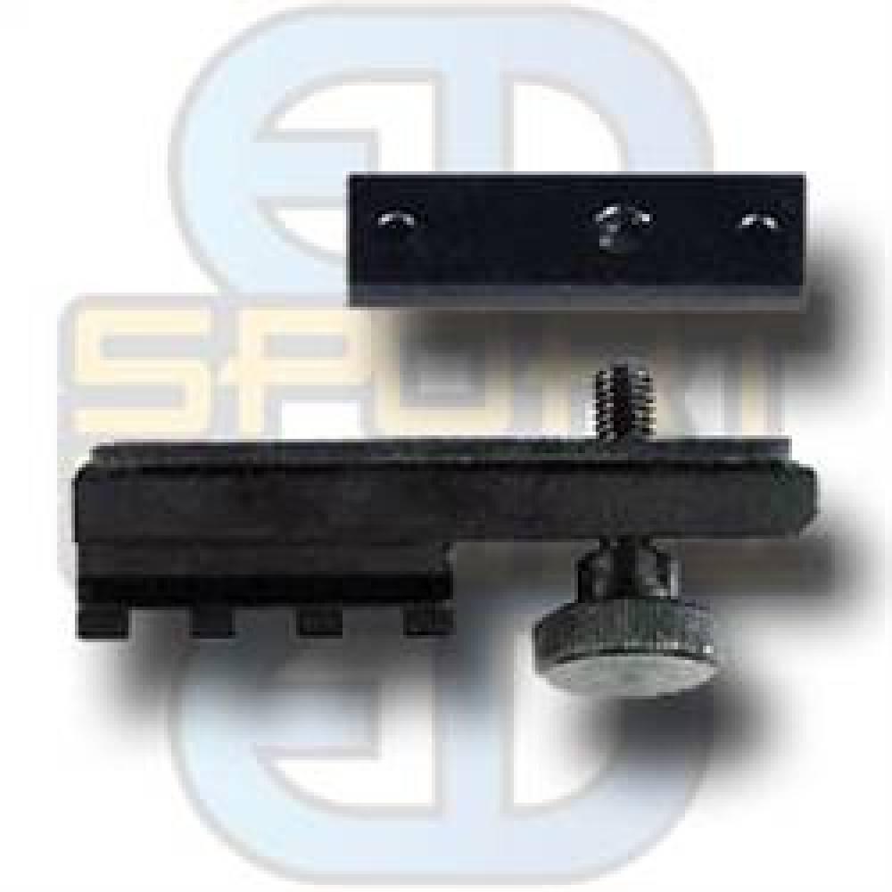 Rail adapter