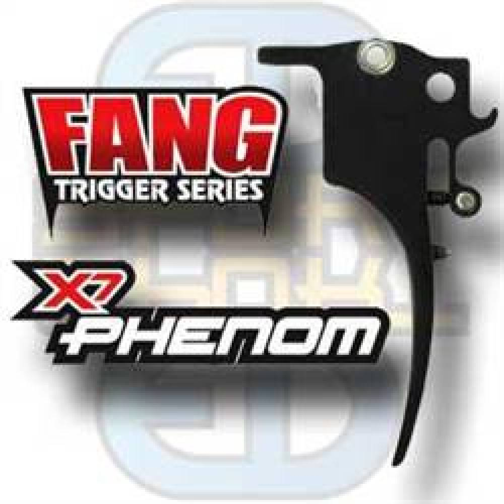 Dobbel avtrekker, Fang, for Tippmann X7 Phenom