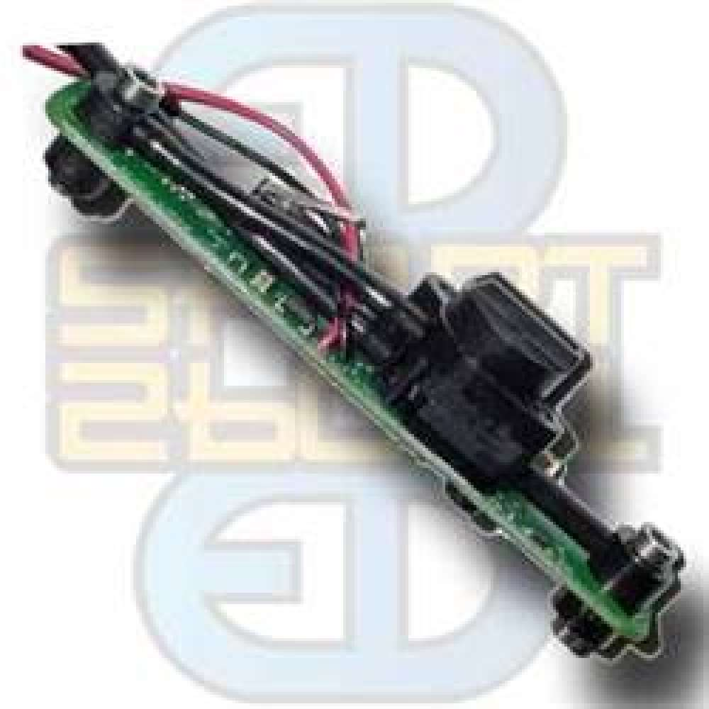 SP1 Board and Solenoid Assembly