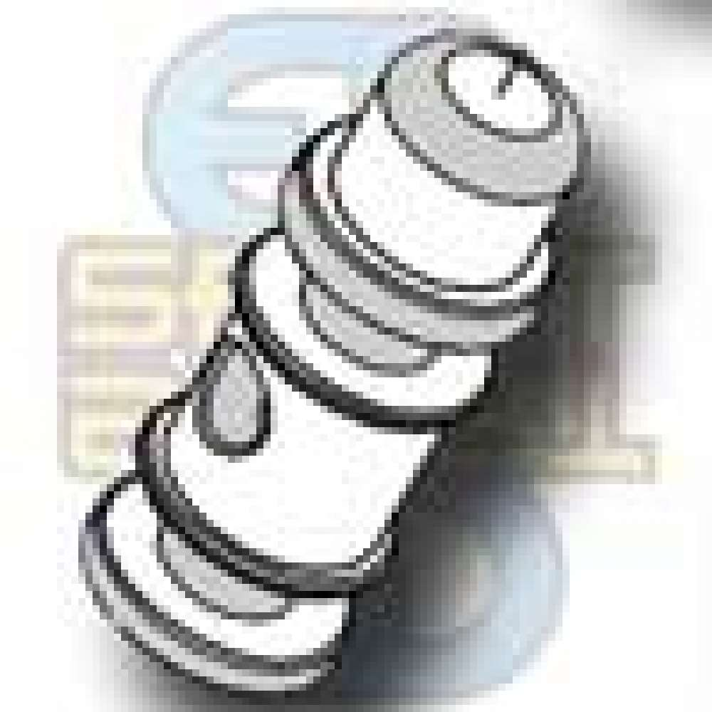 Inner ASA reg. Piston, VS markører (ITP009)