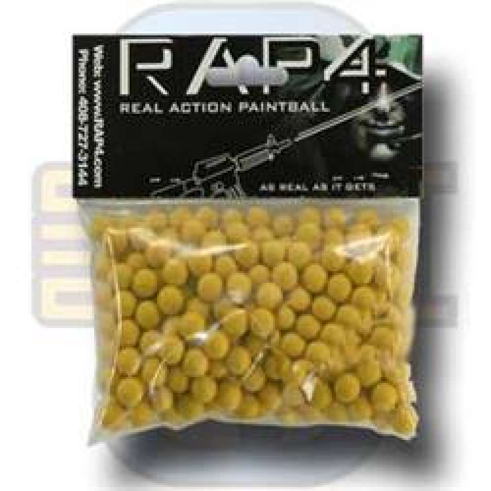 Paintball, .43 kaliber, plast BB, 250 stk