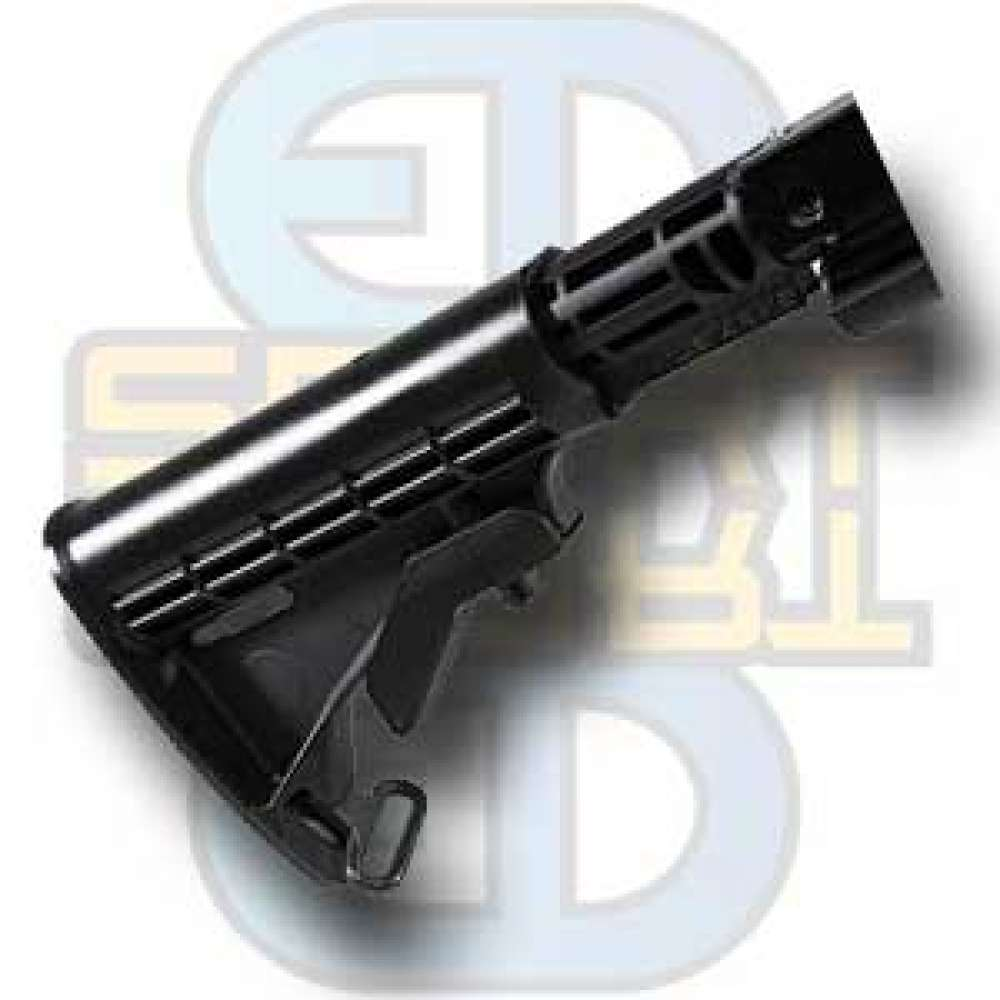 Tiberius, Collapsible Stock Tube (komplett)