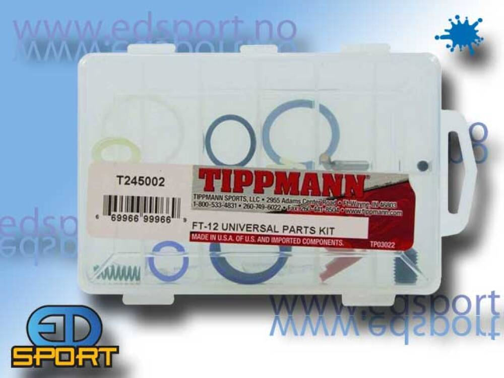 FT-12 Universal Parts Kit (T245002)