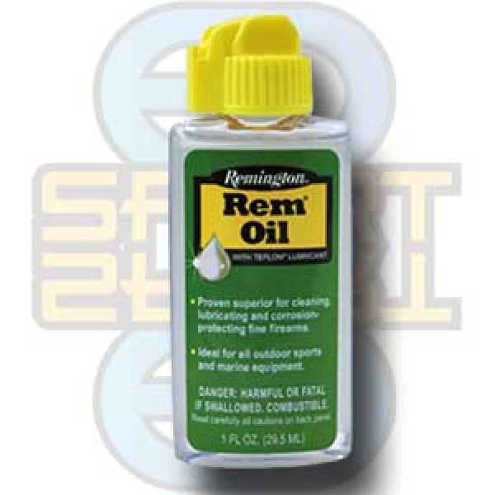 Olje, Remington, metall mot metall