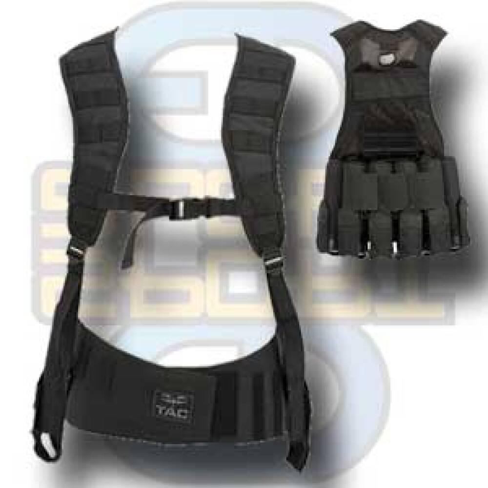 V-Tac Tactical Echo vest, Svart