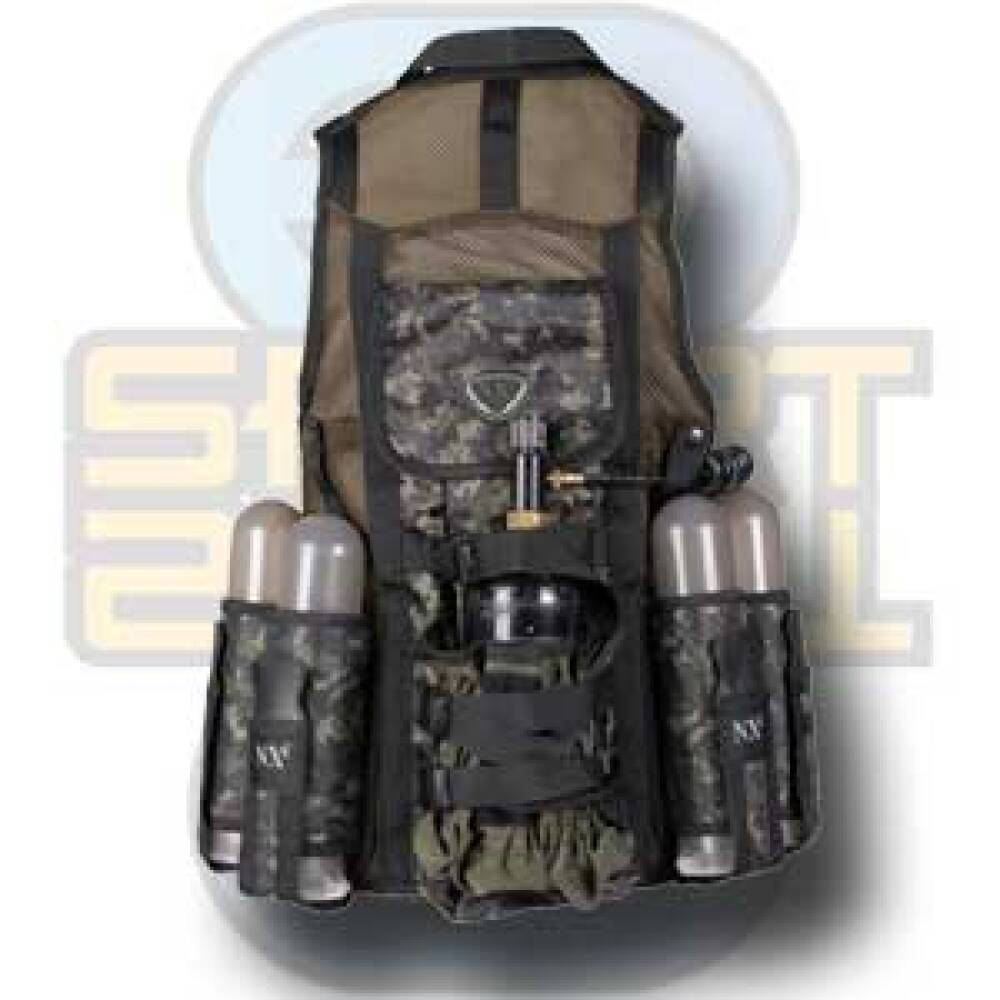 Paintballvest, Light Infantry Tactical , NXE
