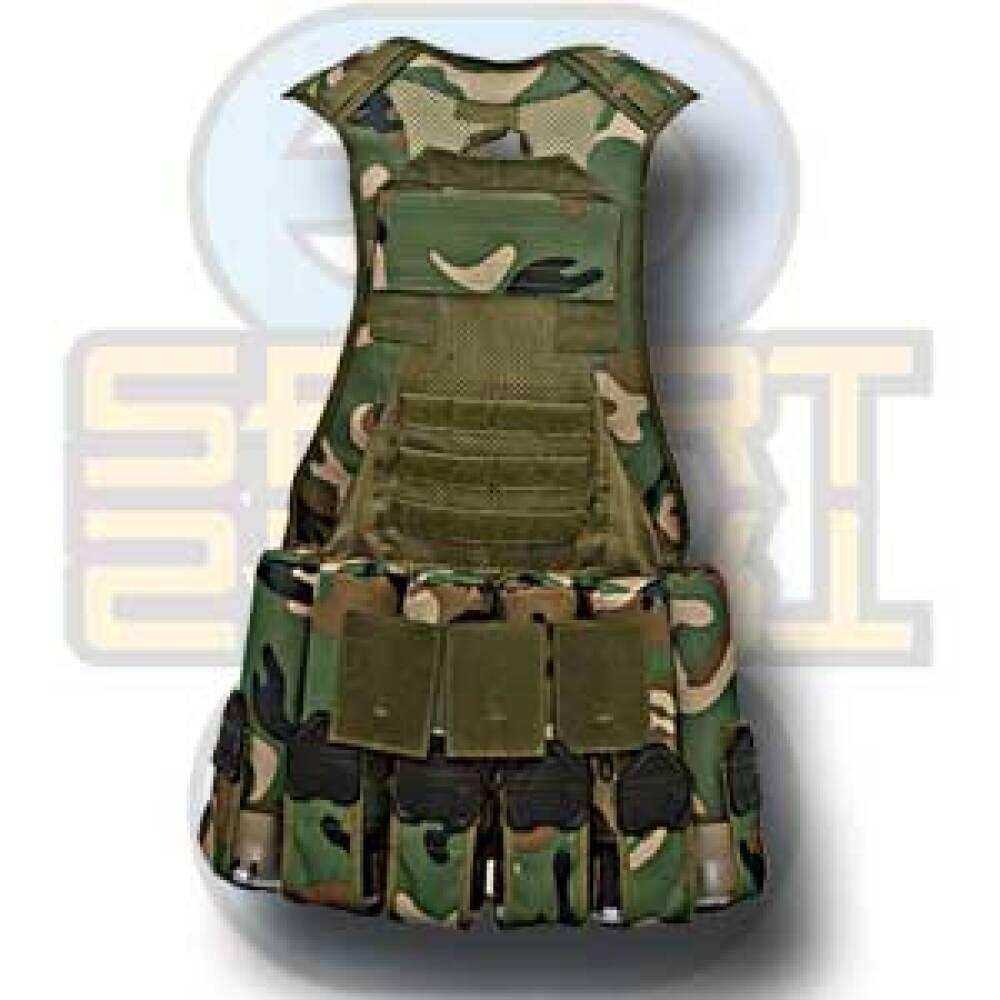 V-Tac Tactical Echo vest Woodland