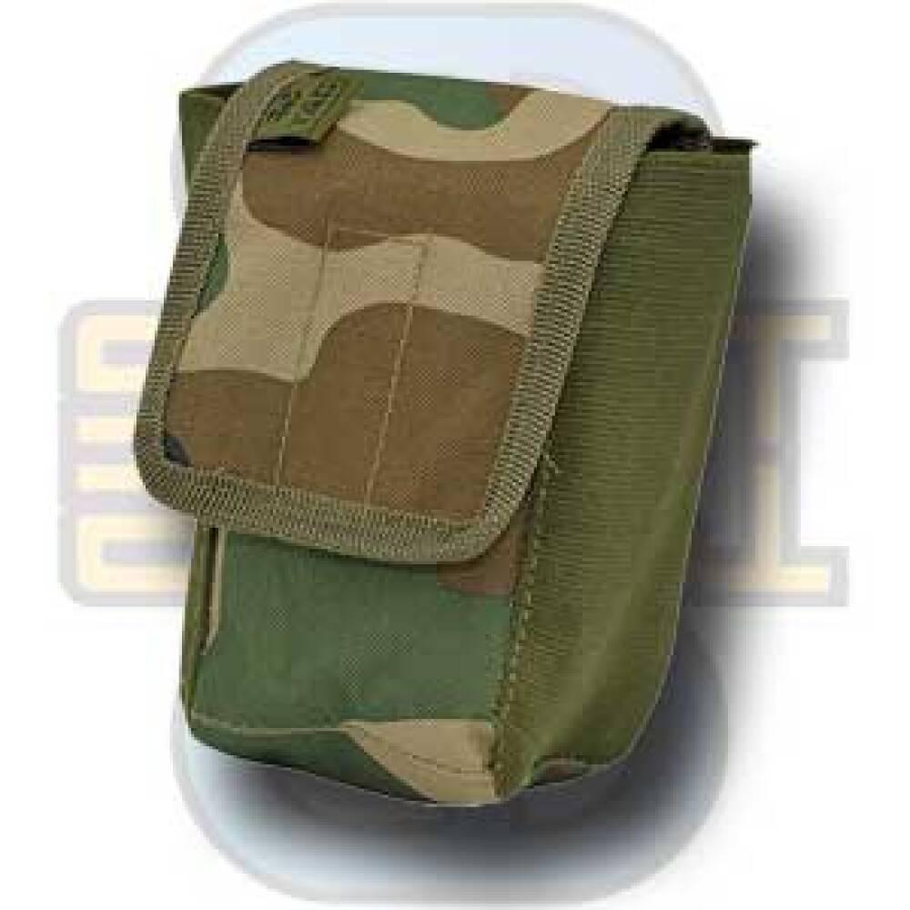 V-TAC Grenade/Smoke Pouch, woodland