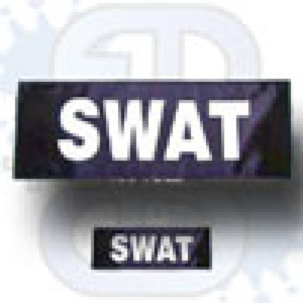 SWAT merke, stort