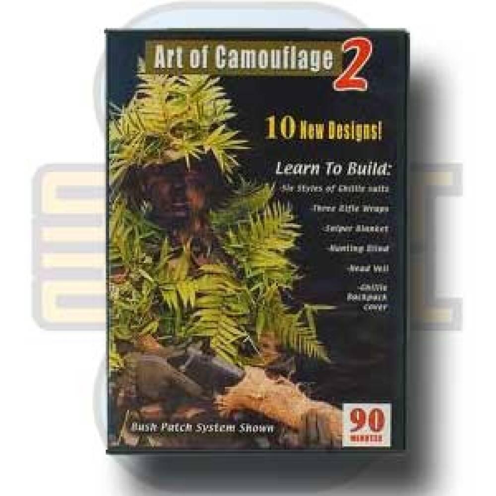 DVD, Art of Camo II