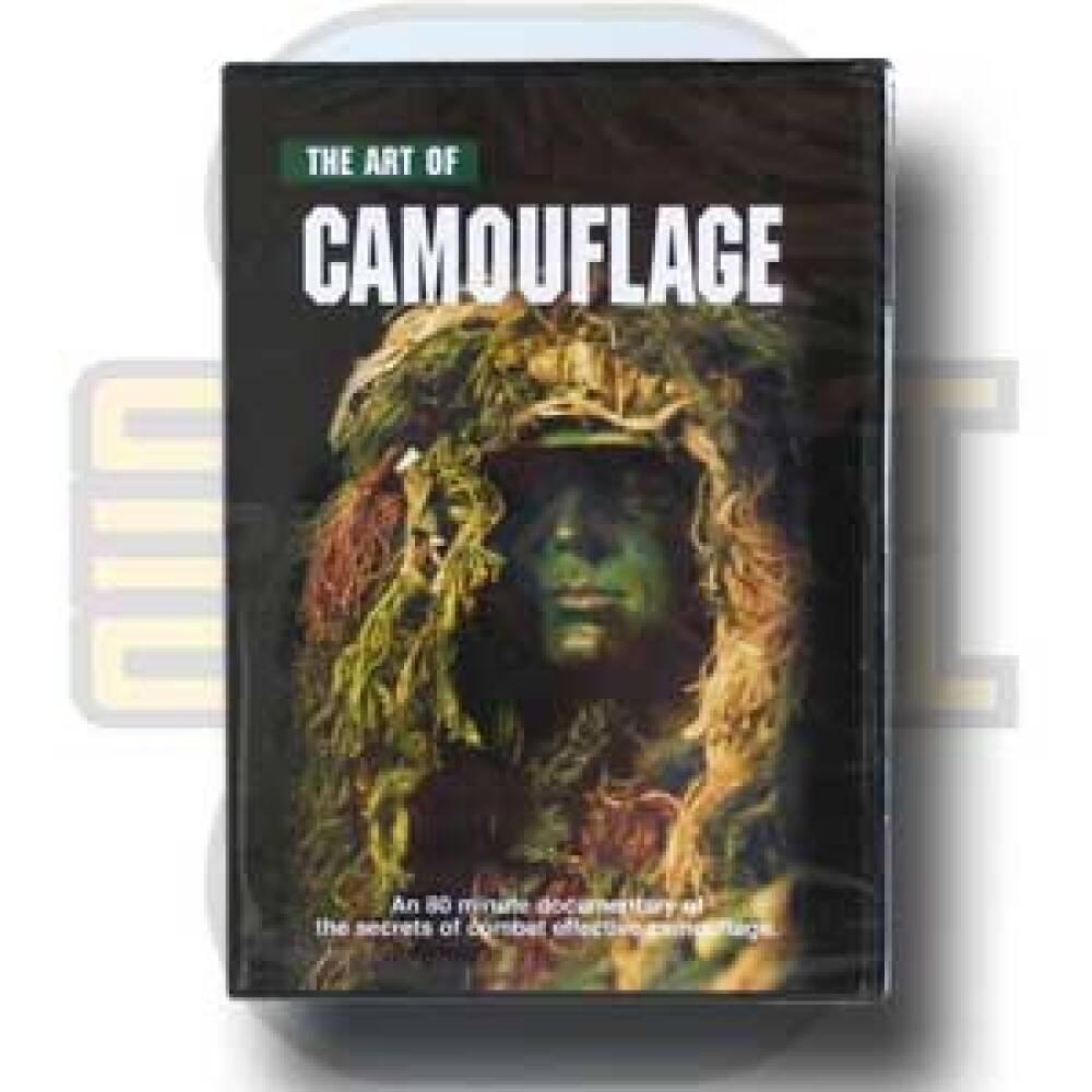 DVD, Art of Camo I