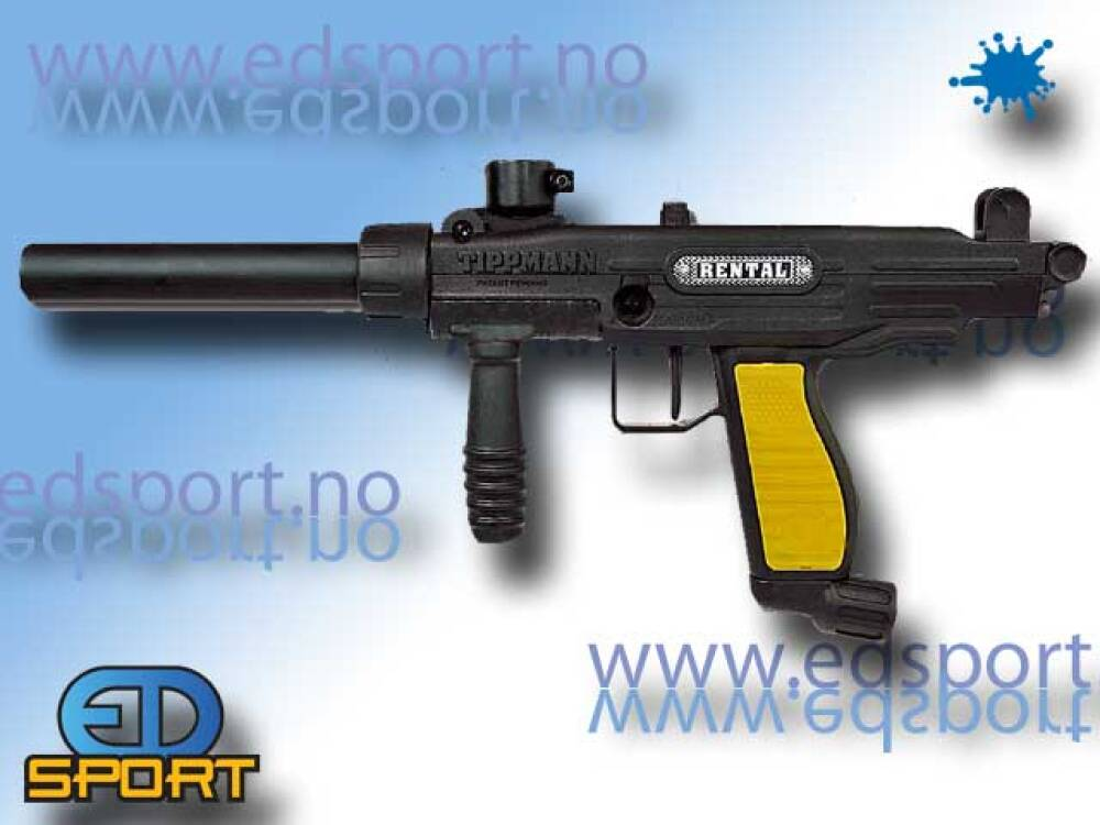 Tippmann FT-12 Flip-Top Rental, 5-pakk, .50 cal