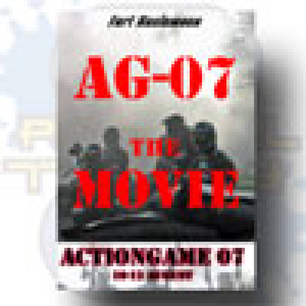 DVD, AG-07 the Movie