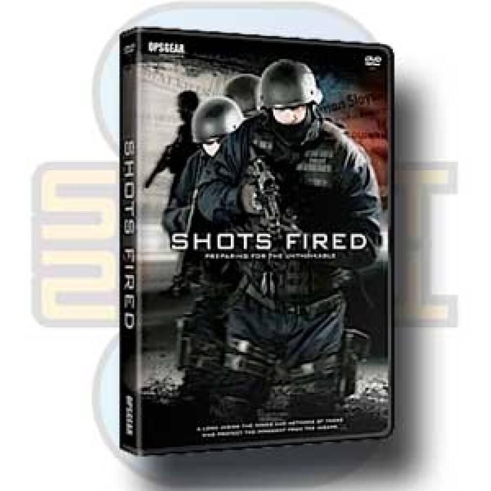 DVD, Shots Fired