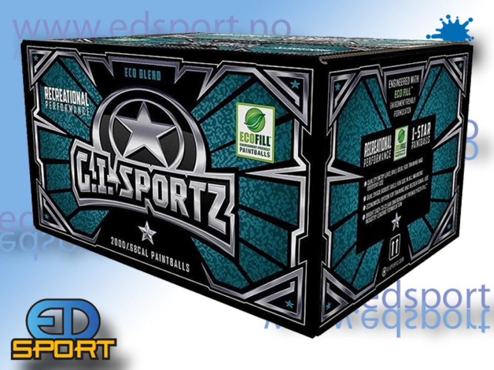 G.I Sportz 1 star, field
