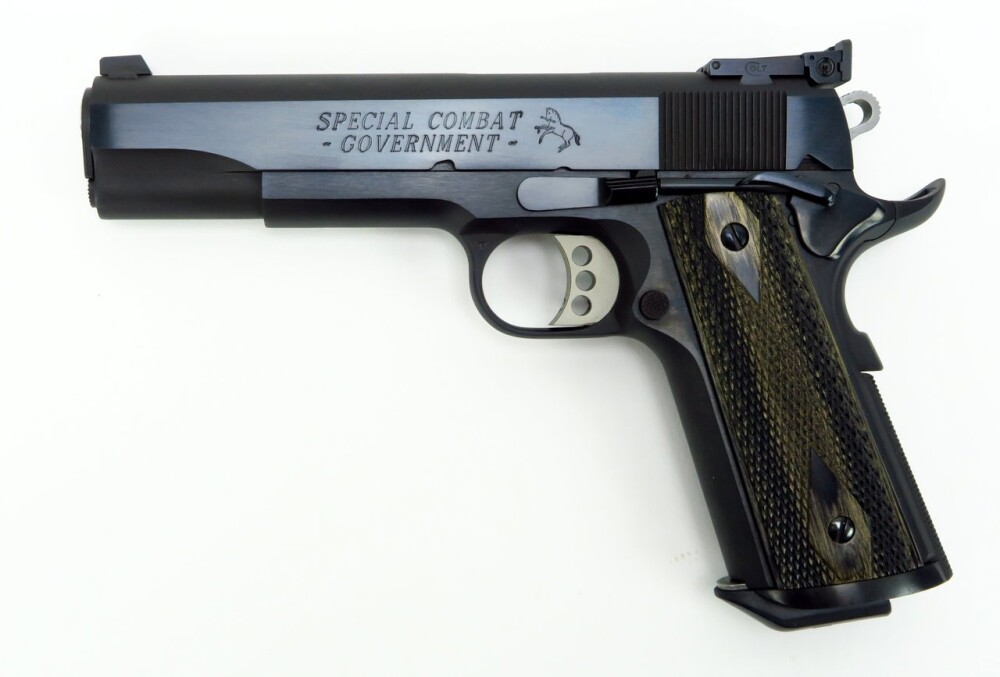 Colt Special Combat Government - Co2
