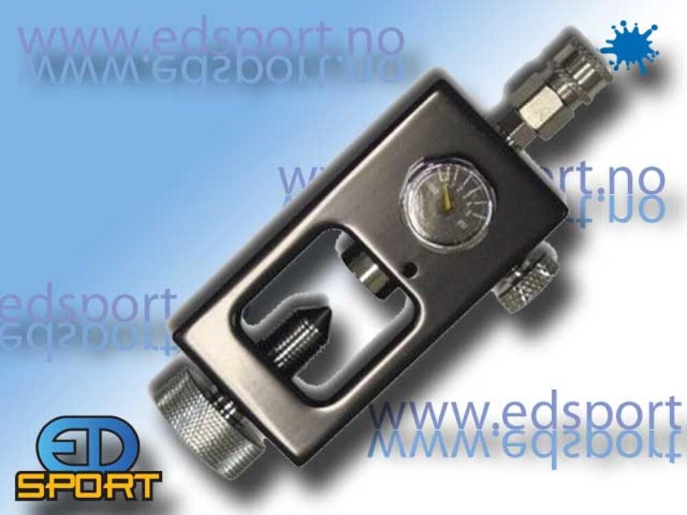 Fyllestasjon - høytrykk, (klokopling) (200 bar)